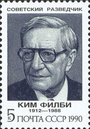 Kim Philby, espion soviétique