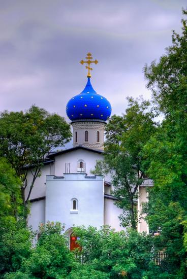 London Russian Orthodox Church Abroad, Chiswick