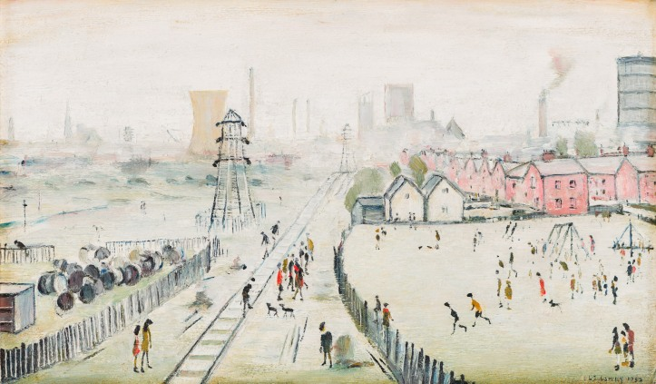 A-View-of-York-From-Tang-Hall-Bridgeby-Laurence-Stephen-Lowry-Reproduced-courtesy-of-The-Lowry-Estate